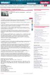 Article Le Parisien du 10 mars 2011 - La Défense sujet de campagne... sauf pour l'UMP
